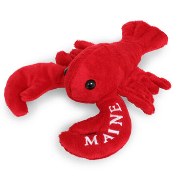 "Wishpets 12"" Maine Lobster Stuffed Animal"