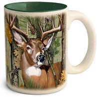 American Expedition Whitetail Deer Camo Mug