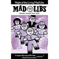 Night of the Living Mad Libs by Roger Price & Leonard Stern