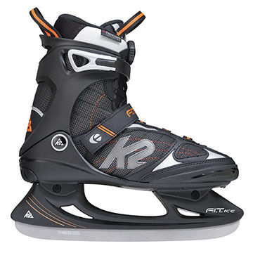 K2 Mens F.I.T Ice Boa Skate - Discontinued Model