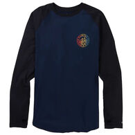 Burton Men's Roadie Base Layer Tech Long-Sleeve Shirt