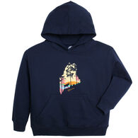 The Duck Company Youth Maine Forest Sweatshirt