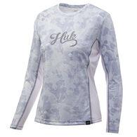 Huk Women's Icon X Camo Performance Fishing Long-Sleeve Shirt