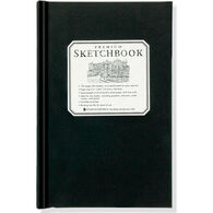 Small Black Premium Sketchbook by Peter Pauper Press