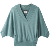 prAna Women's Cozy Up Pullover Sweatshirt