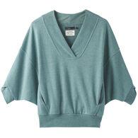 prAna Women's Cozy Up Pullover Sweatshirt