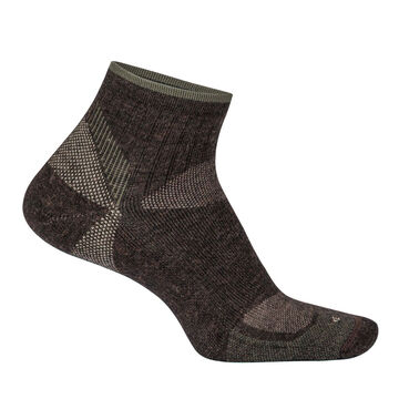 ExOfficio Mens BugsAway Solstice Canyon Quarter Sock