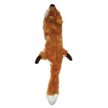 Spot Skinneeez Fox Stuffing-Free Dog Toy