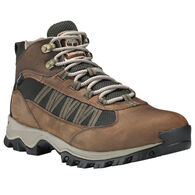 Timberland Men's Mt. Maddsen Lite Mid Waterproof Hiking Boot