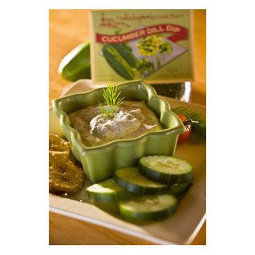 Halladay's Harvest Barn Cucumber Dill Dip & Seasoning Blend