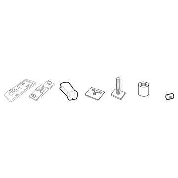 Thule Xadapt1 Adapter Kit