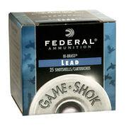 "Federal Game-Shok Upland Hi-Brass Lead 410 GA 3"" 11/16 oz. #7.5 Shotshell Ammo (25)"