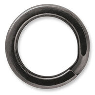 VMC BSSR Black Stainless Steel Split Ring - 6-10 Pk.