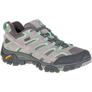 Merrell Womens Moab 2 Waterproof Low Hiking Shoe
