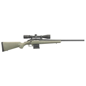 Ruger American Rifle 204 Ruger 22 10-Round Rifle w/ Vortex Crossfire II Riflescope
