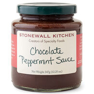 Stonewall Kitchen Chocolate Peppermint Sauce, 12.25 oz.