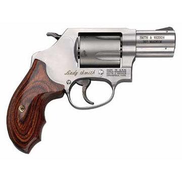 Smith & Wesson Model 60 LS Ladysmith 357 Magnum / 38 S&W Special +P 2.125 5-Round Revolver