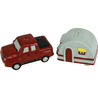 Rivers Edge Truck & Camper Salt & Pepper Shaker Set, 2-Piece