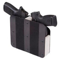 BenchMaster WeaponRAC 2-Pistol Weapon Rack w/ Velcro Hook