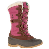 Kamik Women's Snovalley2 Waterproof Insulated Winter Boot