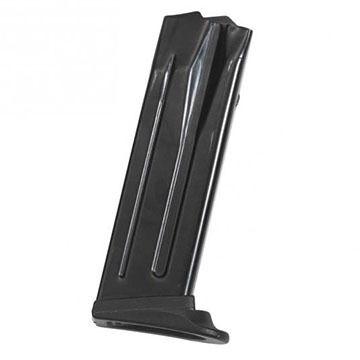 Heckler & Koch USP 40 Compact / P2000 40 Cal. 10-Round Magazine w/ Exteneded Floorplate