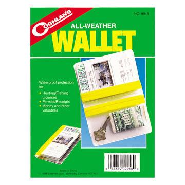 Coghlan's Weatherproof Wallet