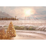 LPG Greetings Lighthouse Boxed Christmas Cards
