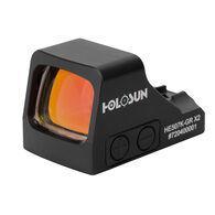 Holosun 507 2 MOA Dot & 32 MOA Circle Green Dot Open Reflex Sight