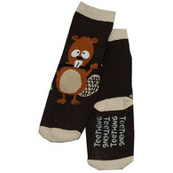 Lazy One Infant Boys' Teething Sock