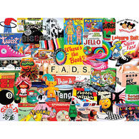 White Mountain Jigsaw Puzzle - Fads