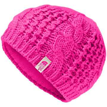 The North Face Girls' Youth Cable Minna Beanie