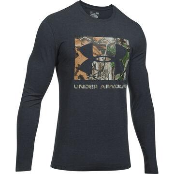 Under Armour Mens UA Camo Knockout Long-Sleeve T-Shirt