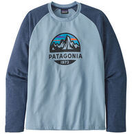 Patagonia Men's Fitz Roy Scope Lightweight Crew Sweatshirt