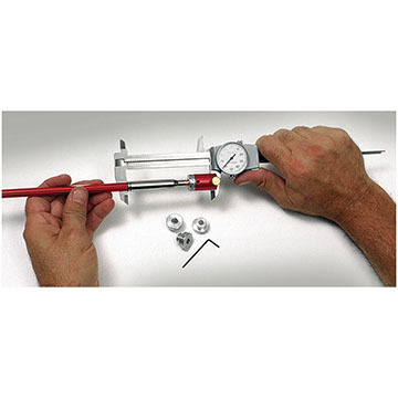 Hornady Lock-N-Load 224 - 308 Comparator Set w/ Six Bullet Inserts