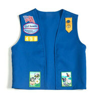 Girl Scouts Official Daisy Vest