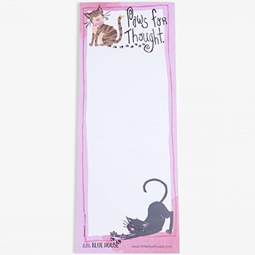 Hatley Paws For Thought Note Pad