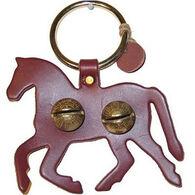New England Bells Trotting Horse Door Chime