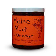 Maine Mud L'Orange Dark Chocolate Sauce - 4 oz.