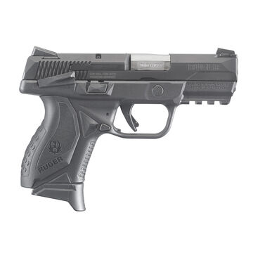Ruger American Manual Safety 9mm 3.55 17-Round Pistol