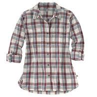 Carhartt Women's Fairview Plaid Short-Sleeve T-Shirt