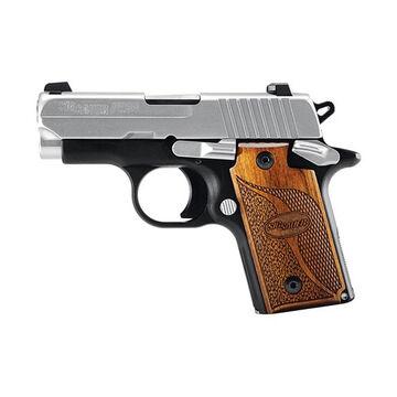 SIG Sauer P238 SAS 380 Auto 2.7 6-Round Pistol