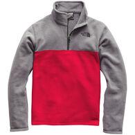 The North Face Boys' Glacier Quarter Zip Jacket