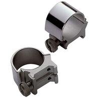 Weaver Detachable Top Mount 30mm Ring Set
