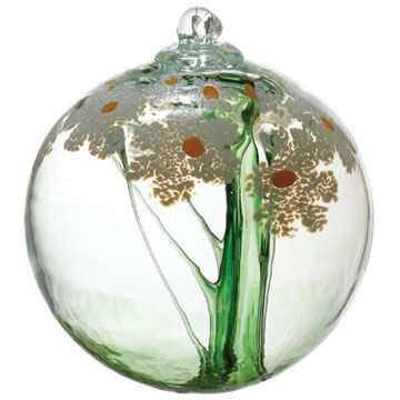 Kitras Blossom 2 Glass Ball
