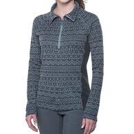 Kuhl Women's Adriana 1/2-Zip Fleece Long-Sleeve Shirt