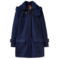 Joules Women's Woolsdale Double Faced Lined Duffle Coat