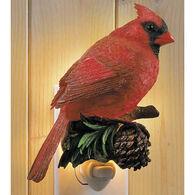 Wild Wings Cardinal Night Light