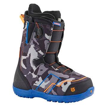 Burton Childrens AMB Smalls Snowboard Boot - 15/16 Model