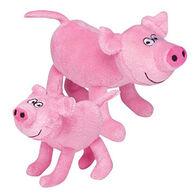 Grriggles Piglet Pals Dog Toy