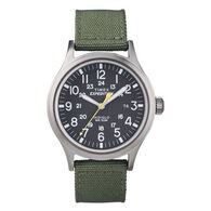 Timex Expedition Scout Metal Full-Size Watch